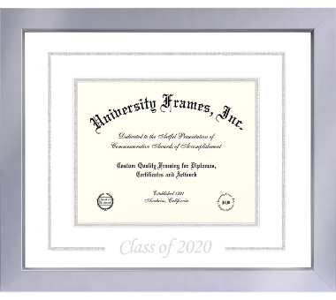 11 x 14 Document Frame Class of 2020