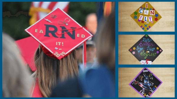 Choose Your Graduation Cap Design