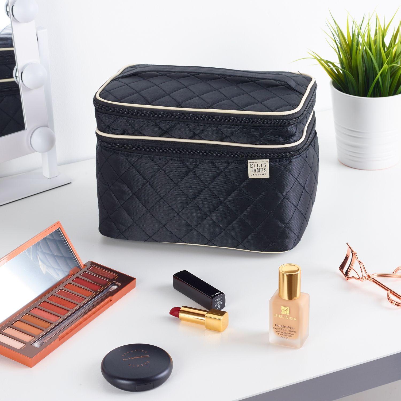 Tall Cosmetic Bag