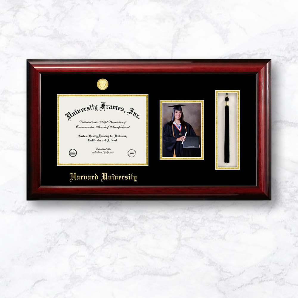 harvard-university-diploma-with-5-x-7-portrait-tassel-box-frame-in-classic-mahogany-with-black-gold