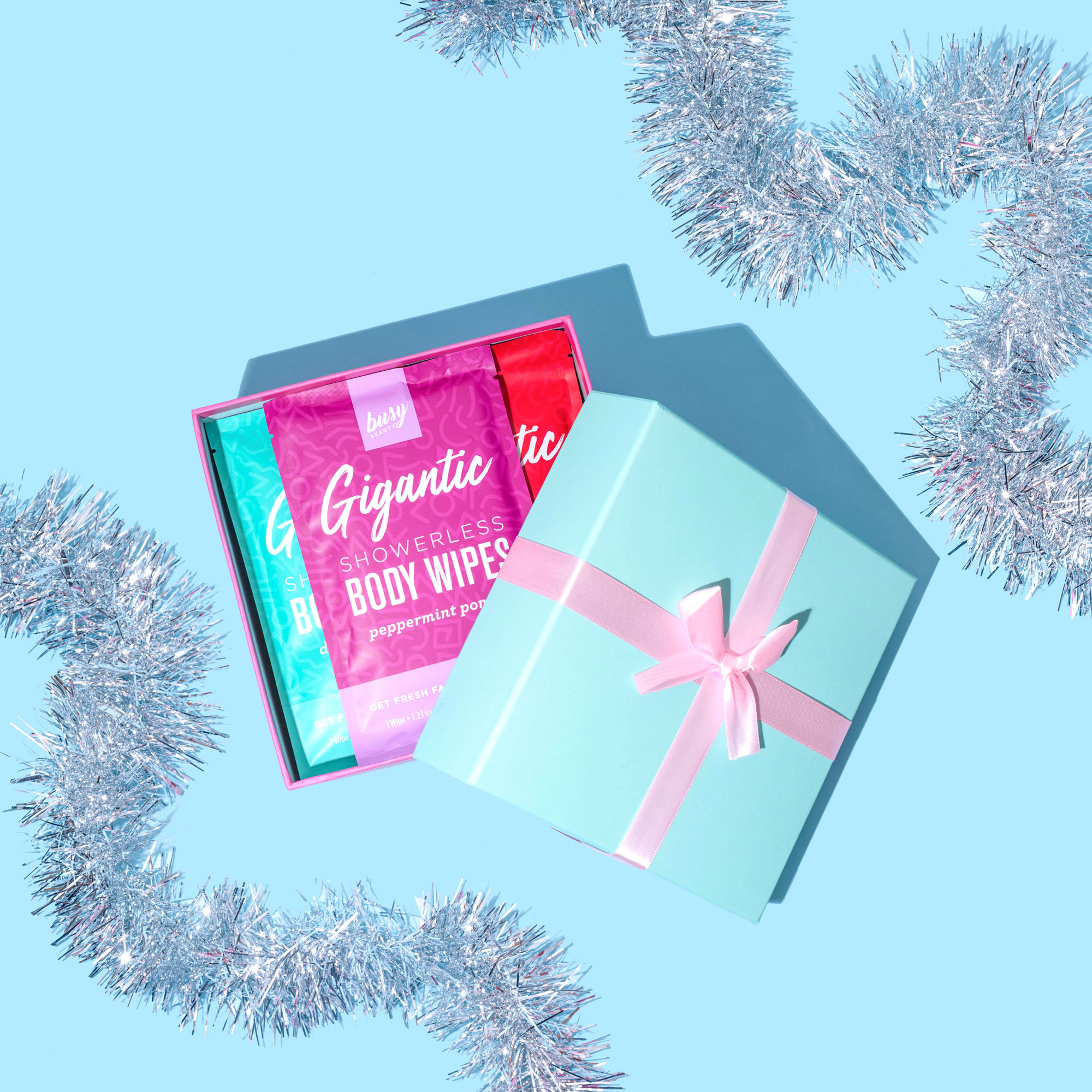 Luxe Wipes Gift Box