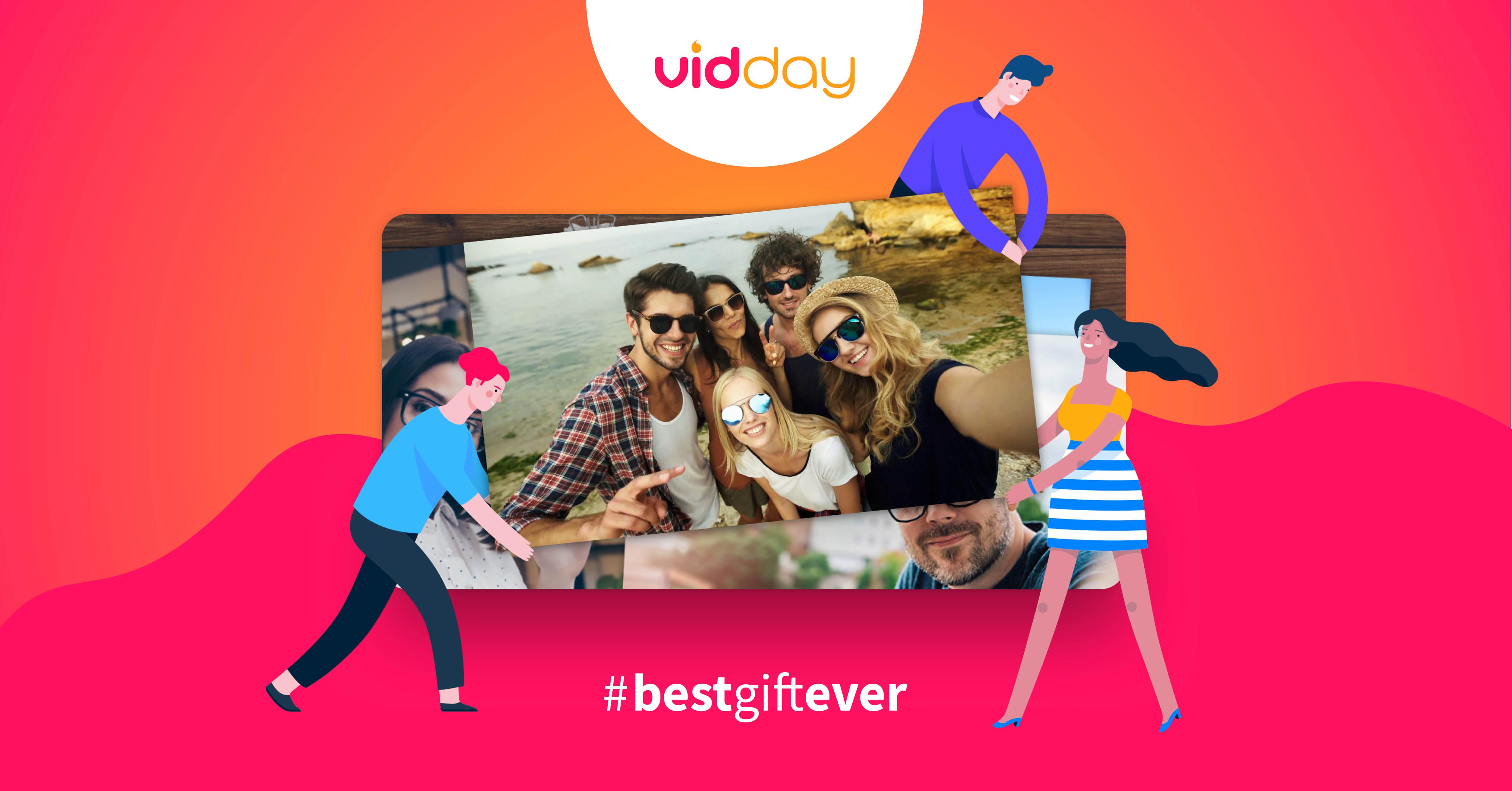 Vidday Congratulations Video