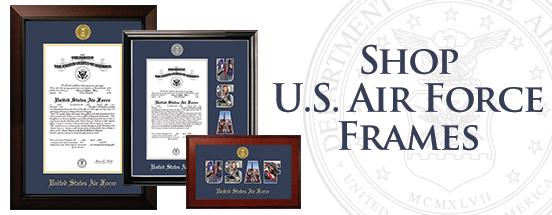 Us Air Forcearmymarinenavycoast Guard Frames University Frames