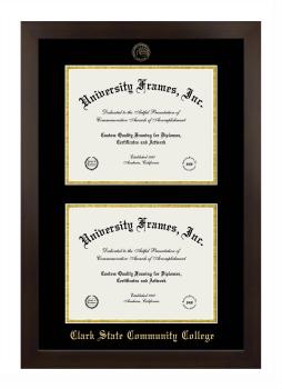 Clark State Community College Diploma Frame University Frames