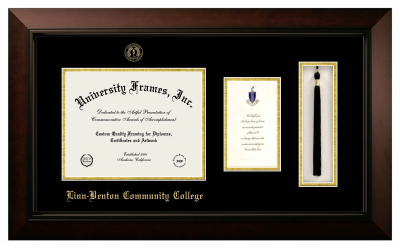 Linn Benton Community College Diploma Frame University Frames