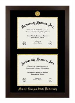 Middle Georgia State University Diploma Frame University Frames