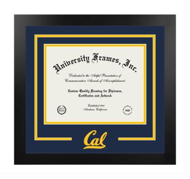 University Of California Berkeley Diploma Frame University Frames