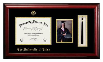University Of Tulsa Diploma Frame University Frames