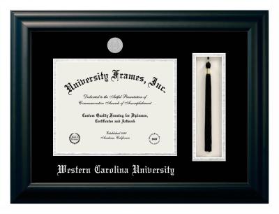 Western Carolina University Diploma Frame University Frames