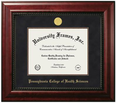 Pennsylvania College Of Health Sciences Diploma Frame University Frames