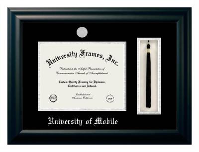 University Of Mobile Diploma Frame University Frames